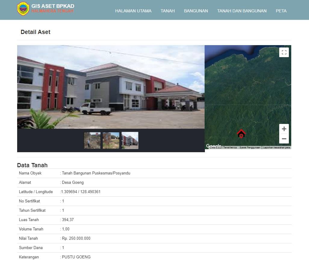 Jasa Pembuatan SIstemInformasi Geografis Berbasis WEBSITE